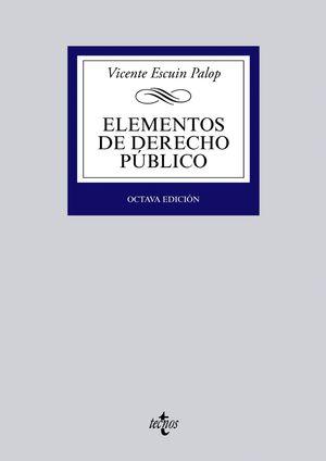 ELEMENTOS DE DERECHO PUBLICO