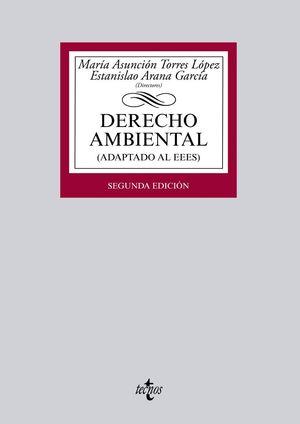 DERECHO AMBIENTAL (ADAPTADO AL EEES)
