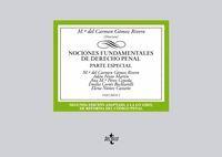 NOCIONES FUNDAMENTALES DE DERECHO PENAL