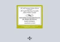 NOCIONES FUNDAMENTALES DE DERECHO PENAL PARTE GENERAL 2015