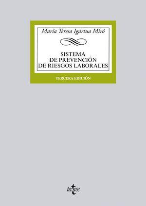 SISTEMA DE PREVENCION DE RIESGOS LABORALES (2015)