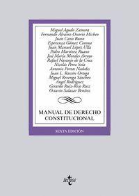 MANUAL DE DERECHO CONSTITUCIONAL (2015)
