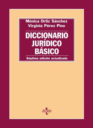 DICCIONARIO JURIDICO BASICO 7ªED.2016