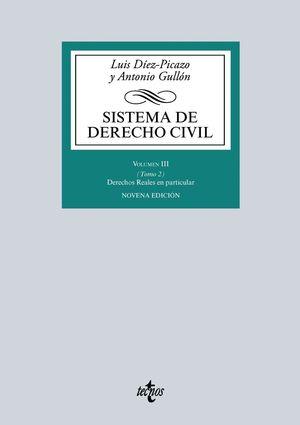 SISTEMA DE DERECHO CIVIL VOL.III (2016)