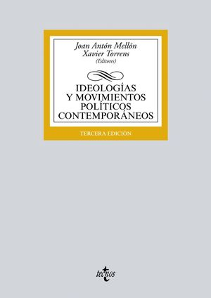 IDEOLOGIAS Y MOVIMIENTOS POLITICOS CONTEMPORANEOS
