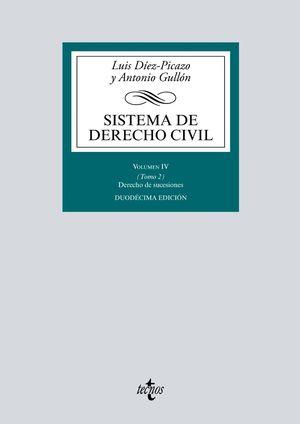 SISTEMA DE DERECHO CIVIL (12ª ED.)  2017