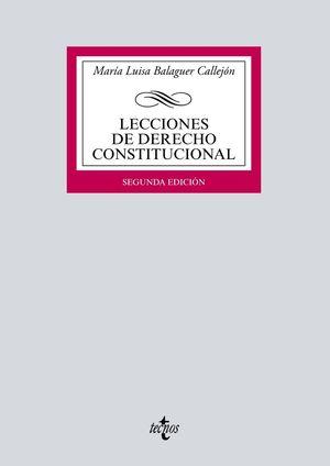 LECCIONES DERECHO CONSTITUCIONAL (ANTIGUA EDICION)