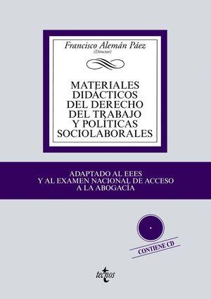 MATERIALES DIDÁCTICOS DEL DERECHO DEL TRABAJO Y POLÍTICAS SOCIOLABORALES