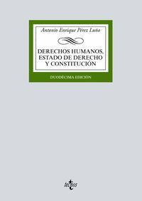 DERECHOS HUMANOS, ESTADO DE DERECHO Y CONSTITUCIÓN (2018)
