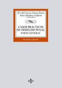 CASOS PRÁCTICOS DE DERECHO PENAL