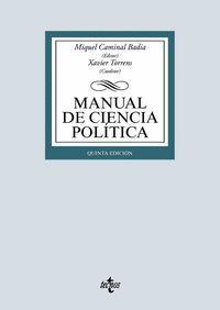 MANUAL DE CIENCIA POLÍTICA 2019