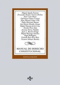 MANUAL DE DERECHO CONSTITUCIONAL (2018)