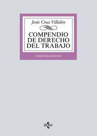 COMPENDIO DE DERECHO DEL TRABAJO (2018)