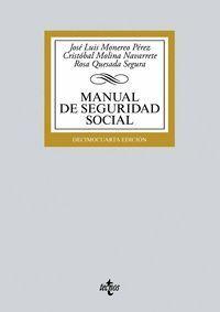 MANUAL DE SEGURIDAD SOCIAL (2018)