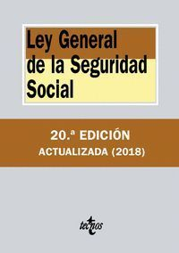 LEY GENERAL DE LA SEGURIDAD SOCIAL (2018)