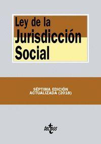 LEY DE LA JURISDICCIÓN SOCIAL (2018)