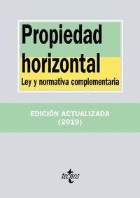 PROPIEDAD HORIZONTAL 2019