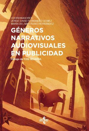 GÉNEROS NARRATIVOS AUDIOVISUALES EN PUBLICIDAD