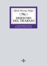 DERECHO DEL TRABAJO  (2019)