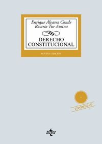 DERECHO CONSTITUCIONAL 2019
