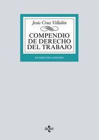 COMPENDIO DE DERECHO DEL TRABAJO 2019
