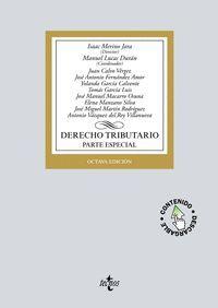 DERECHO TRIBUTARIO PARTE ESPECIAL (2019)