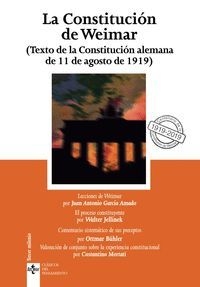 LA CONSTITUCIÓN DE WEIMAR