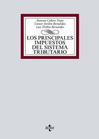 LOS PRINCIPALES IMPUESTOS DEL SISTEMA TRIBUTARIO 2019