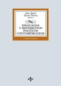 IDEOLOGIAS Y MOVIMIENTOS POLITICOS CONTEMPORANEOS
