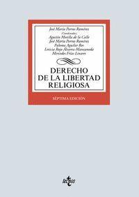 DERECHO LIBERTAD RELIGIOSA (ANTIGUA EDICION)