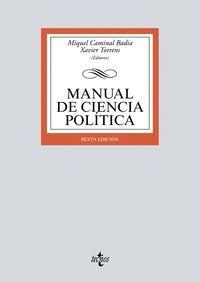 MANUAL DE CIENCIA POLITICA 6ª EDICION
