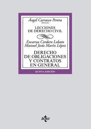 LECCIONES DERECHO CIVIL, DERECHO DE OBLIGACIONES Y CONTRATOS EN GENERAL (2021)