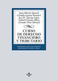 CURSO DE DERECHO FINANCIERO Y TRIBUTARIO (2021)
