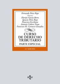 CURSO DE DERECHO TRIBUTARIO PARTE ESPECIAL (2021)