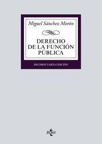 DERECHO DE LA FUNCION PUBLICA (2021)14ªEDICION