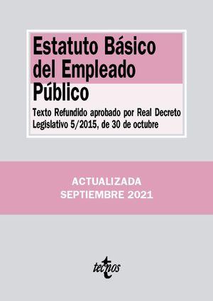 ESTATUTO BÁSICO DEL EMPLEADO PÚBLICO (2021)