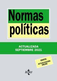 NORMAS POLITICAS (2021)