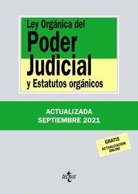 LEY ORGÁNICA DEL PODER JUDICIAL (2021)