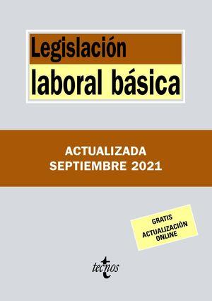 LEGISLACION LABORAL BASICA (2021)