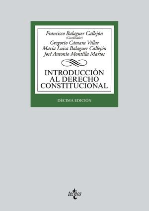 INTRODUCCION AL DERECHO CONSTITUCIONAL (2021) 9ªEDICION