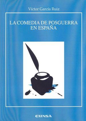 LA COMEDIA DE POSGUERRA EN ESPAÑA
