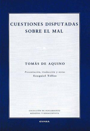 CUESTIONES DISPUTADAS SOBRE EL MAL