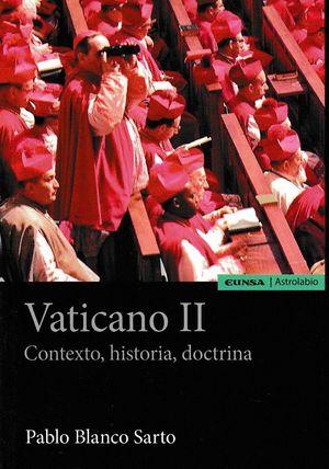 VATICANO II CONTEXTO HISTORIA DOCTRINA