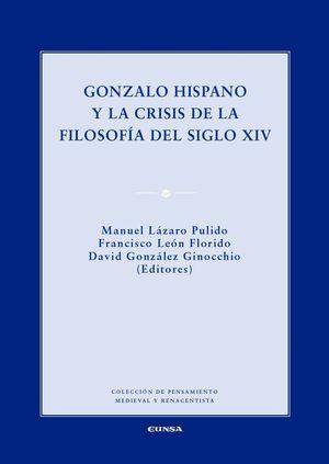 GONZALO HISPANO Y LA CRISIS DE LA FILOSOFIA DEL SIGLO XIV