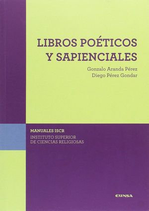 LIBROS POÉTICOS Y SAPIENCIALES