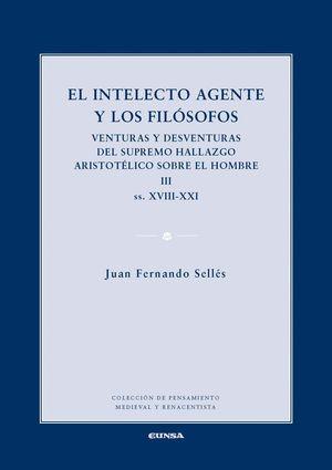 EL INTELECTO AGENTE Y LOS FILÓSOFOS III