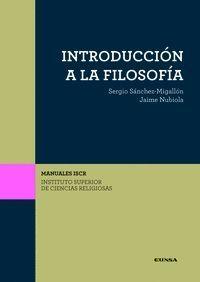 (ISCR) INTRODUCCIÓN A LA FILOSOFÍA
