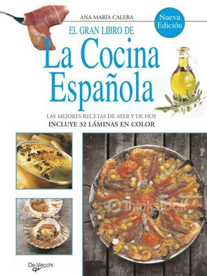 EL GRAN LIBRO DE LA COCINA ESPAÑOLA (N.ED.)