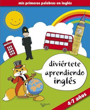 DIVIERTETE APRENDIENDO INGLES (4-7 AÑOS)