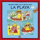 PLAYA. APRENDE INGLES CON LA GATITA LUCIA